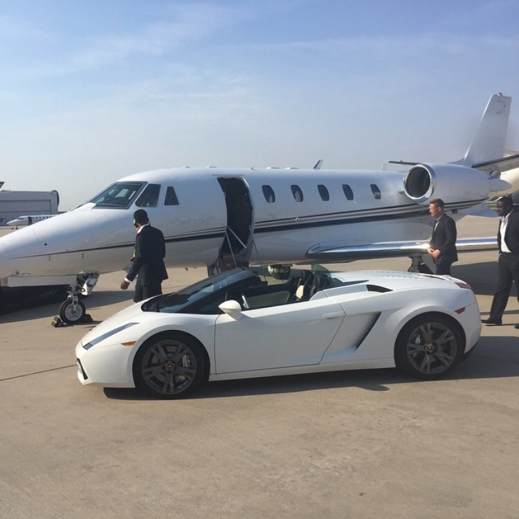 Allure Limo  Citation XL Private Jet