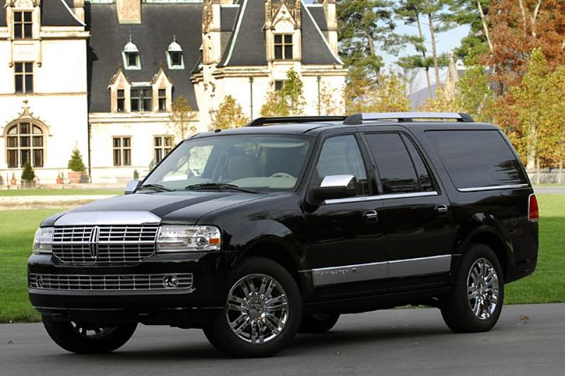 6 Passenger Suv >> Lincoln Navigator Suv 6 Passenger Black Allure Limo