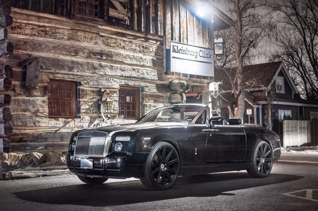 Rolls Royce Phantom Drophead Coupe Convertible Available In White Or Black Allure Limo
